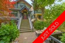 Kitsilano Townhouse for sale:  3 bedroom 1,525 sq.ft. (Listed 2018-06-23)